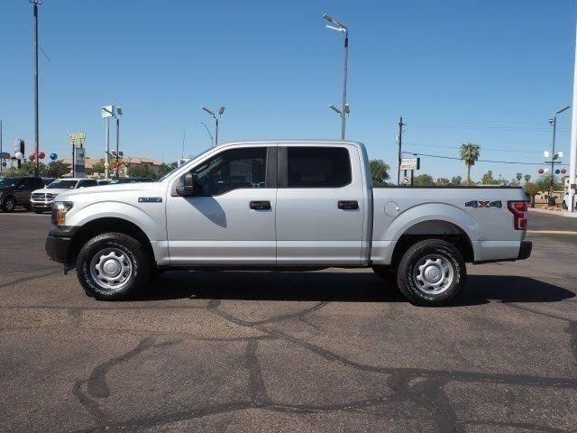 2018 F-150 SuperCrew Cab 4x4,  Pickup #81768 - photo 3