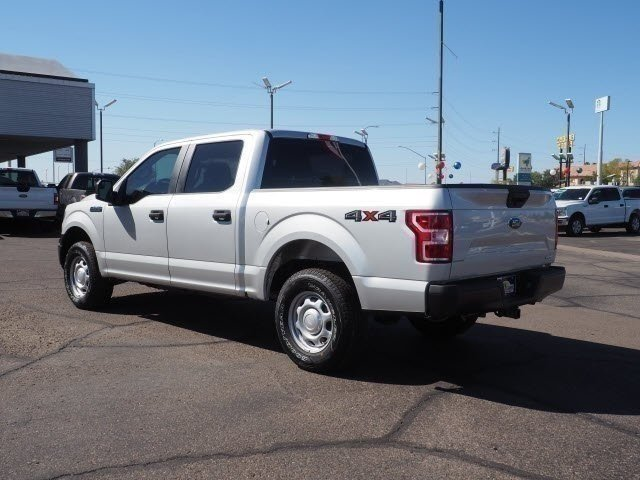 2018 F-150 SuperCrew Cab 4x4,  Pickup #81768 - photo 2