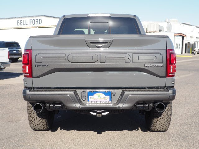 2018 F-150 SuperCrew Cab 4x4,  Pickup #81771 - photo 4