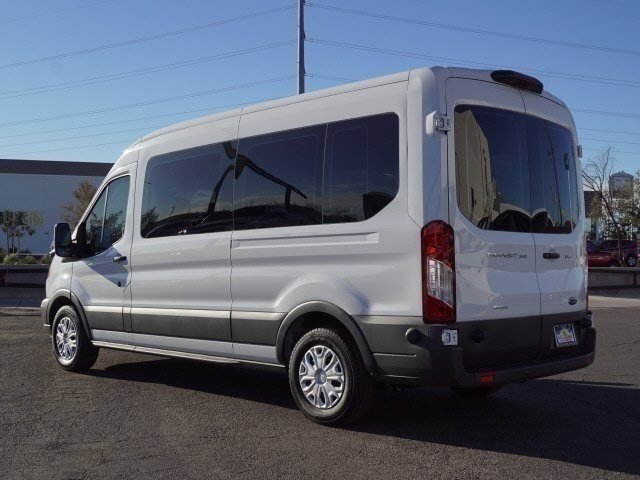 2018 Transit 350 Med Roof 4x2,  Passenger Wagon #81845 - photo 2