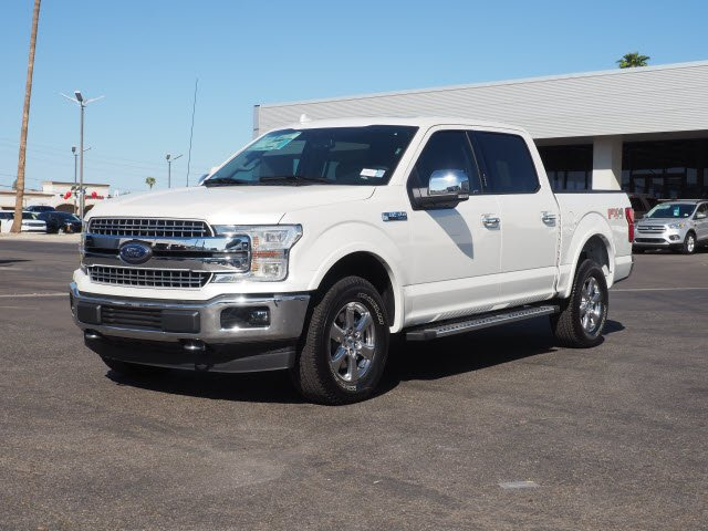2018 F-150 SuperCrew Cab 4x4,  Pickup #81852 - photo 1
