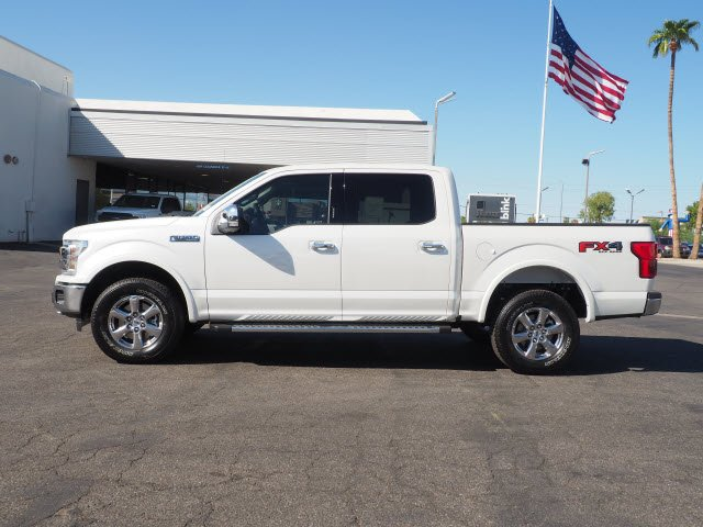 2018 F-150 SuperCrew Cab 4x4,  Pickup #81852 - photo 3