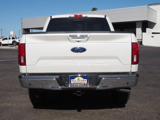 2018 F-150 SuperCrew Cab 4x4,  Pickup #81852 - photo 4