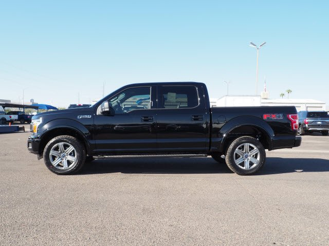 2018 F-150 SuperCrew Cab 4x4,  Pickup #81928 - photo 3
