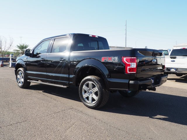 2018 F-150 SuperCrew Cab 4x4,  Pickup #81928 - photo 2