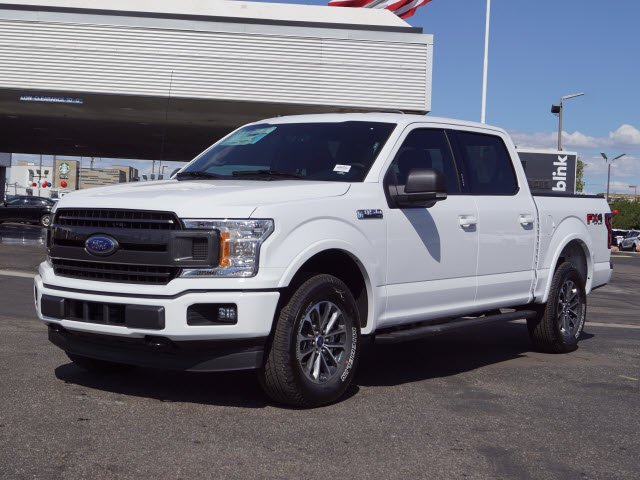 2018 F-150 SuperCrew Cab 4x4,  Pickup #81942 - photo 1