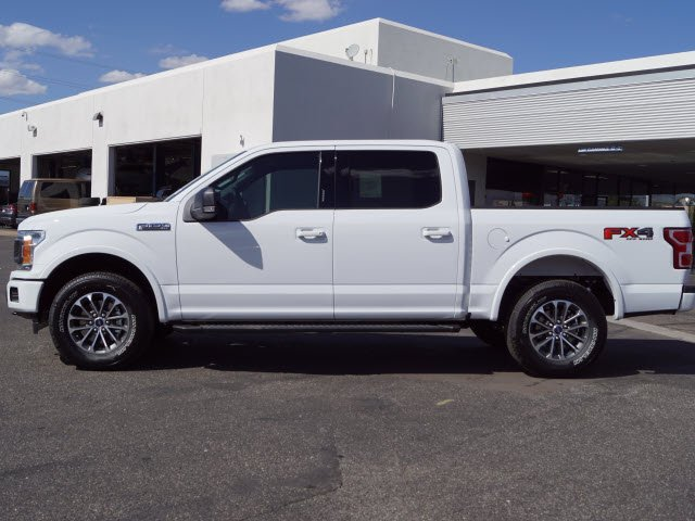 2018 F-150 SuperCrew Cab 4x4,  Pickup #81942 - photo 3