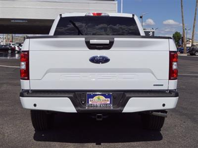2018 F-150 SuperCrew Cab 4x4,  Pickup #81942 - photo 4