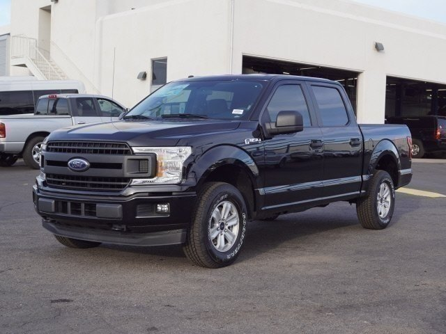 2018 F-150 SuperCrew Cab 4x4,  Pickup #81957 - photo 1