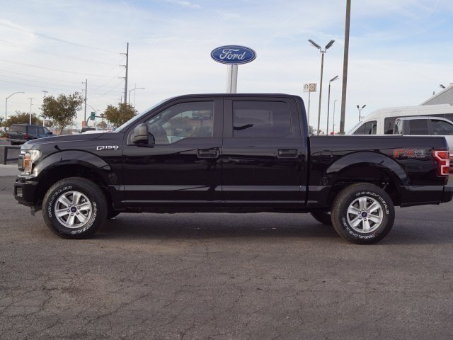 2018 F-150 SuperCrew Cab 4x4,  Pickup #81957 - photo 3