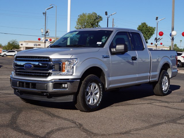 2018 F-150 Super Cab 4x4,  Pickup #81976 - photo 1