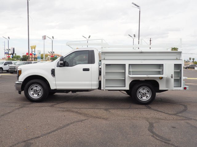 2019 F-350 Regular Cab 4x2,  Scelzi Service Body #90062 - photo 3