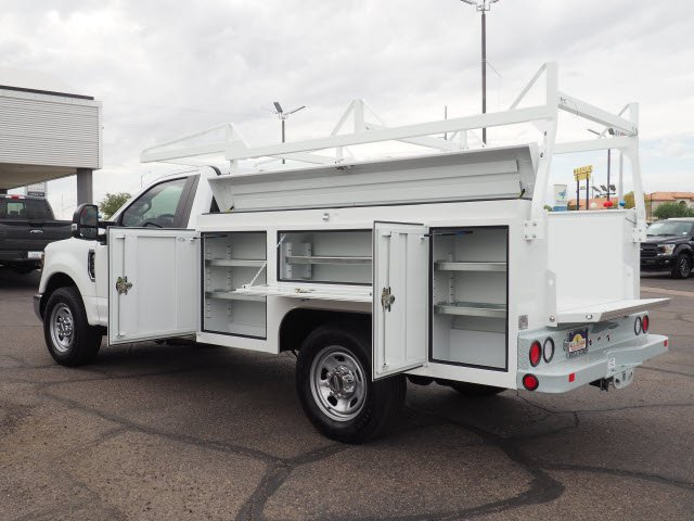 2019 F-350 Regular Cab 4x2,  Scelzi Service Body #90062 - photo 2