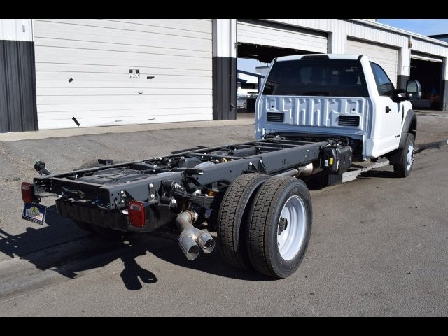2019 F-550 Regular Cab DRW 4x2,  Cab Chassis #90072 - photo 5