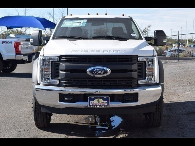 2019 F-550 Regular Cab DRW 4x2,  Cab Chassis #90072 - photo 8