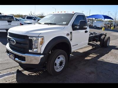 2019 F-550 Regular Cab DRW 4x2,  Cab Chassis #90072 - photo 1