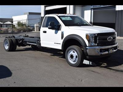 2019 F-550 Regular Cab DRW 4x2,  Cab Chassis #90072 - photo 7