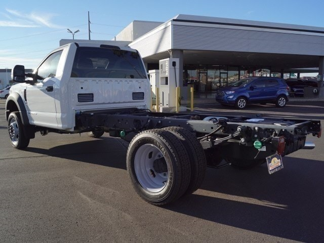 2019 F-550 Regular Cab DRW 4x2, Cab Chassis #90076 - photo 1