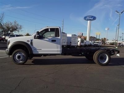 2019 F-550 Regular Cab DRW 4x2, Cab Chassis #90086 - photo 3