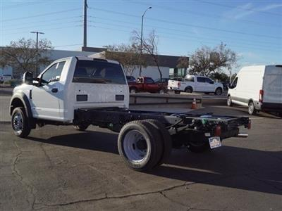 2019 F-550 Regular Cab DRW 4x2, Cab Chassis #90086 - photo 2