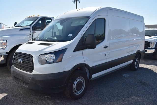 2019 Transit 150 Med Roof 4x2, Empty Cargo Van #90960 - photo 1