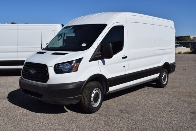 2019 Transit 350 Med Roof 4x2, Empty Cargo Van #91067 - photo 1