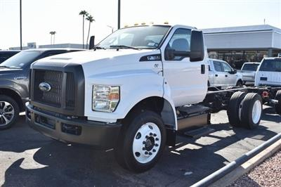 2019 F-650 Regular Cab DRW 4x2, Cab Chassis #91138 - photo 1
