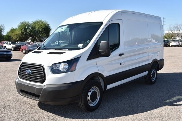 2019 Transit 150 Med Roof 4x2, Empty Cargo Van #91176 - photo 1