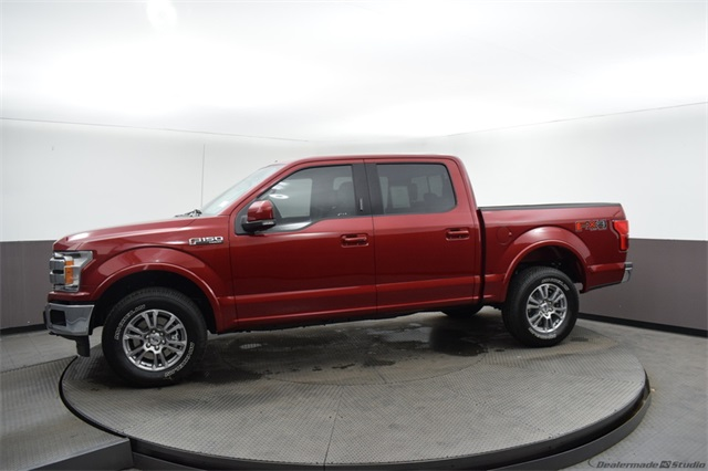2019 F-150 SuperCrew Cab 4x4, Pickup #91487 - photo 1