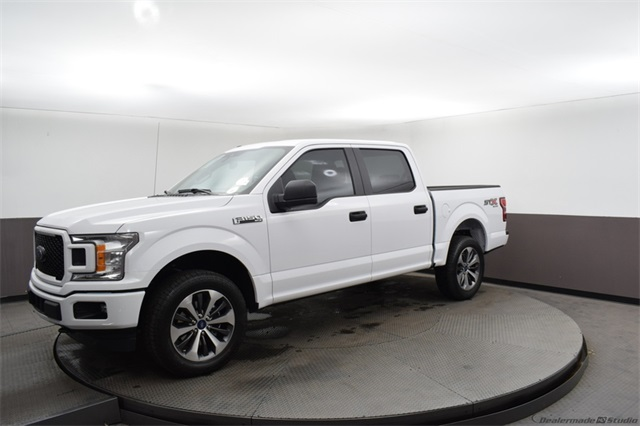 2019 F-150 SuperCrew Cab 4x4, Pickup #91512 - photo 1