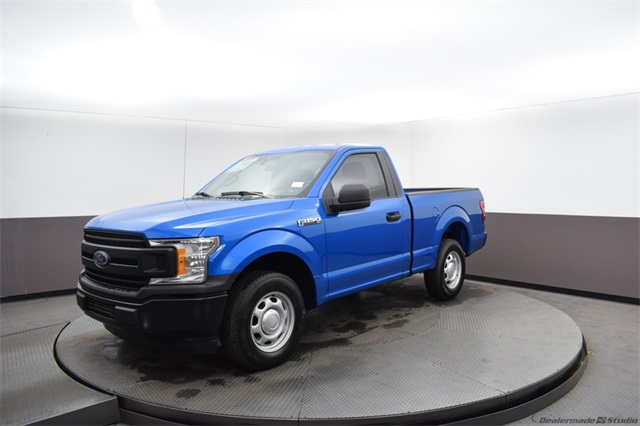 2019 F-150 Regular Cab 4x2, Pickup #91515 - photo 1