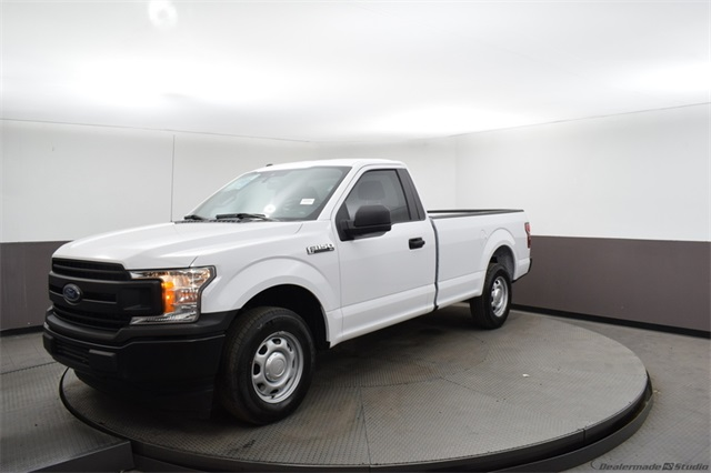 2019 F-150 Regular Cab 4x2, Pickup #91626 - photo 1