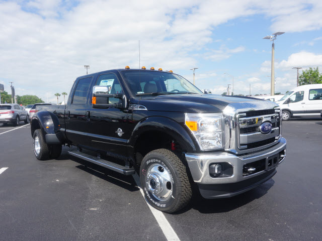 2016 F-350 Crew Cab DRW 4x4, Pickup #FC49444 - photo 3