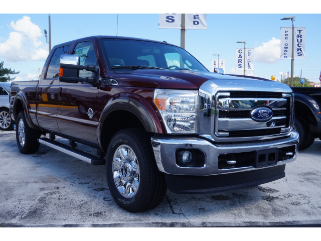 2016 F-250 Crew Cab 4x4, Pickup #FD09388 - photo 3