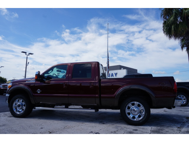 2016 F-250 Crew Cab 4x4, Pickup #FD09388 - photo 6