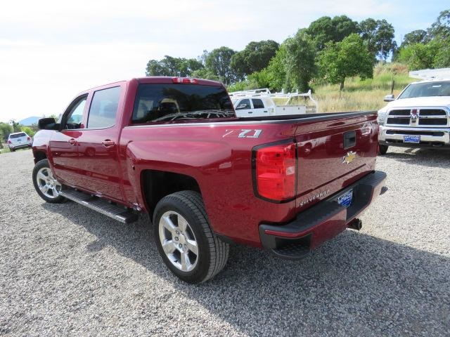 2018 Silverado 1500 Crew Cab 4x4,  Pickup #10010 - photo 9