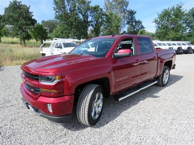 2018 Silverado 1500 Crew Cab 4x4,  Pickup #10010 - photo 10