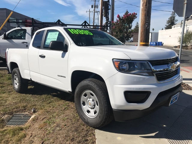2018 Colorado Extended Cab 4x2,  Pickup #9563 - photo 1