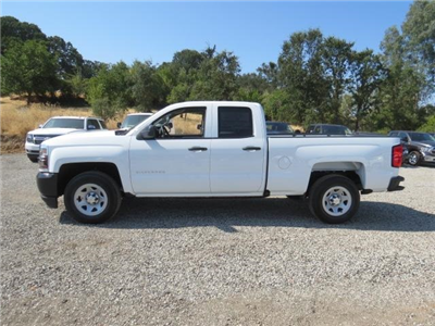 2017 Silverado 1500 Double Cab 4x2,  Pickup #9735 - photo 7