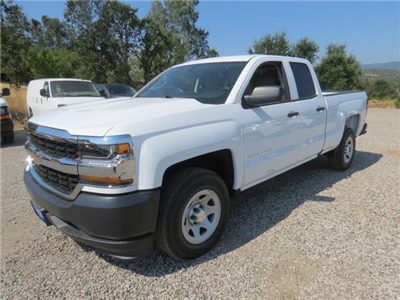 2017 Silverado 1500 Double Cab 4x2,  Pickup #9735 - photo 1