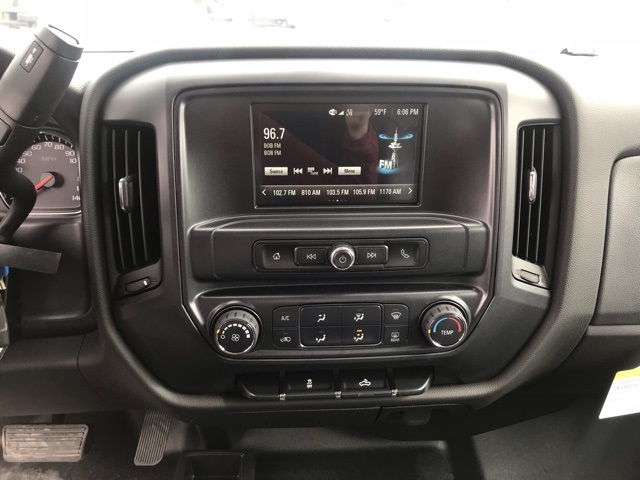 2019 Silverado 2500 Double Cab 4x4,  Harbor TradeMaster Service Body #CF10257 - photo 10