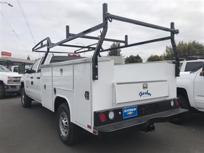 2019 Silverado 2500 Double Cab 4x4,  Harbor TradeMaster Service Body #CF10257 - photo 2