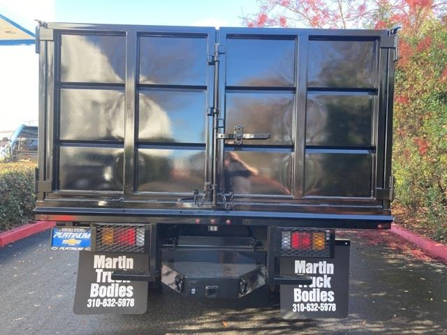 2019 Chevrolet LCF 5500XD Crew Cab DRW 4x2, Martin Truck Bodies Landscape Dump #CF11592 - photo 1