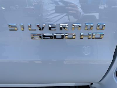 2021 Chevrolet Silverado 5500 Crew Cab DRW 4x4, Knapheide Concrete Concrete Body #CF12688 - photo 18