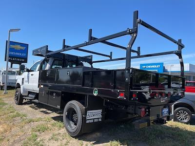 2021 Chevrolet Silverado 5500 Crew Cab DRW 4x4, Knapheide Concrete Concrete Body #CF12688 - photo 2