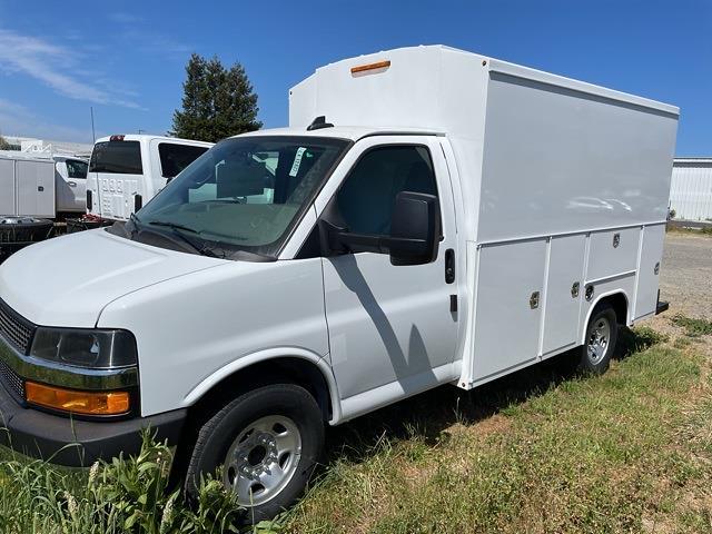 2021 Chevrolet Express 3500 4x2, Cutaway #CF12827 - photo 1