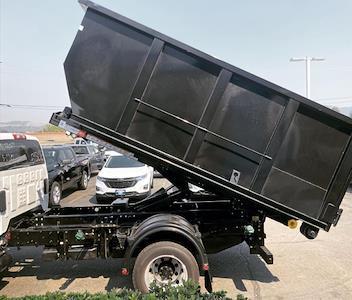 2021 Silverado 6500 Regular Cab DRW 4x4,  Enoven Truck Body & Equipment Roll-Off Body #CF12913 - photo 1
