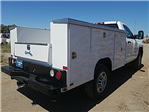 2017 Silverado 2500 Regular Cab, Harbor TradeMaster Service Body #CF7787 - photo 2