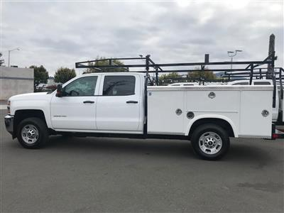 2018 Silverado 2500 Crew Cab 4x2,  Royal Service Body #CF9843 - photo 6