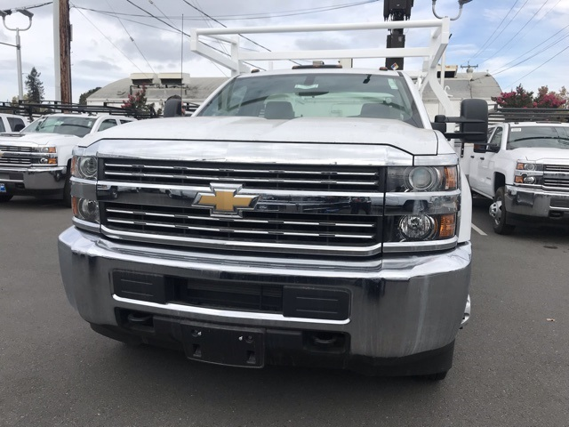 2017 Silverado 3500 Regular Cab DRW 4x2,  Royal Service Combo Body #CF9871 - photo 14